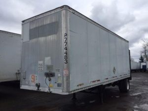 2000 WABASH 28' SINGLE AXLE DRY VAN W/LIFT GATE 4031942943-150x150