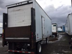 2000 WABASH 28' SINGLE AXLE DRY VAN W/LIFT GATE 4031942969-150x150