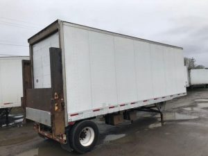2006 UTILITY 28' SINGLE AXLE LIFTGATE TRAILER 4088137741-150x150