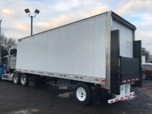2003 GREAT DANE 32' LIFTGATE TRAILER 4100727903-150x150