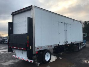 2003 GREAT DANE 32' LIFTGATE TRAILER 4100727905-150x150