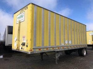 2007 HYUNDAI 28' AIR RIDE, ROLL DOORS 4103196357-150x150