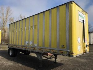 2007 HYUNDAI 28' AIR RIDE, ROLL DOORS 4103200921-150x150