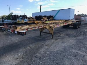 1995 HYSTER 40 CHASSIS 4016850524-150x150
