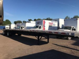 2020 TRANSCRAFT 53' RAS FLATBED 4378171919-150x150