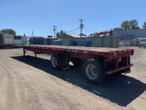 1997 GREAT DANE 48' FLATBED FIXED SPREAD 5114385365-150x150
