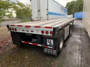 2007 FONTAINE 48' COMBO FLATBED 5114386911-150x150