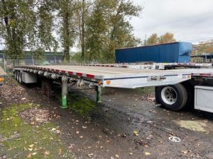 2018 MAC TRAILER MFG QUAD AXLE FLATBED 5148933713