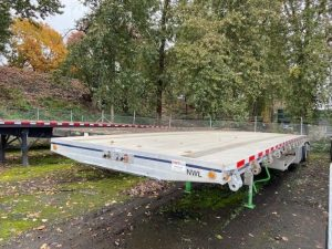 2018 MAC TRAILER MFG QUAD AXLE FLATBED 5148933715