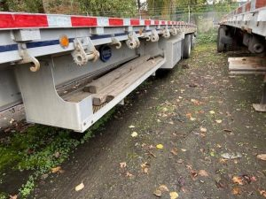 2018 MAC TRAILER MFG QUAD AXLE FLATBED 5148933719