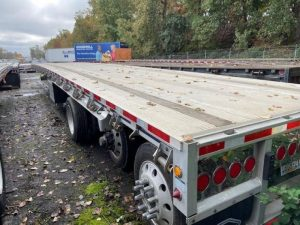 2018 MAC TRAILER MFG QUAD AXLE FLATBED 5148933723