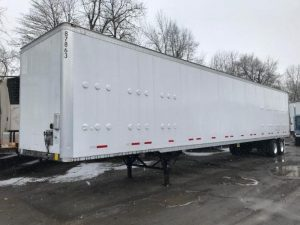 2006 WABASH NATIONAL 53' SWING DOORS 5167693583