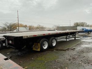 2006 FONTAINE 48' FORKLIFT TRAILER 5170104913