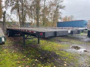 2007 GREAT DANE 45' FLATBED 5171600733