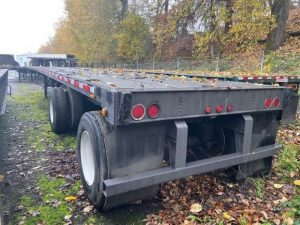 2007 GREAT DANE 45' FLATBED 5171601149