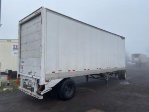 2002 GREAT DANE 28' ROLL DOOR DRY VAN 5192523855