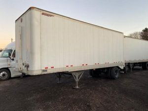 2002 GREAT DANE 28' ROLL DOOR DRY VAN 5192526931