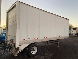 2002 GREAT DANE 28' ROLL DOOR DRY VAN 5192526945
