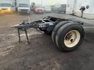 "1984 COMET 102"" WIDE DOLLY 5192557691"