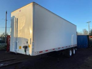 2007 UTILITY 28' ROLL DOOR LIFTGATE 5203257597