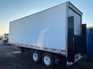 2007 UTILITY 28' ROLL DOOR LIFTGATE 5203257599