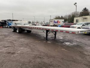 2020 MAC TRAILER MFG (QTY 5 ) 48 X 102 ALL ALUMINUM FLATBEDS 5215420675