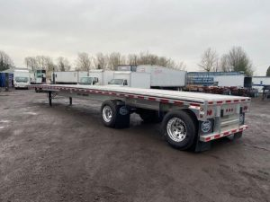 2020 MAC TRAILER MFG 48' MAC ROAD WARRIOR FLATBEDS 5215422679