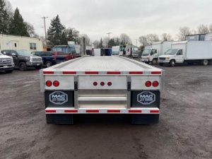 2020 MAC TRAILER MFG 48' MAC ROAD WARRIOR FLATBEDS 5215422681
