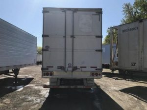 1997 UTILITY 53' REEFER 5218896557