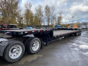 2015 PITTS 53' TRI AXLE DROP DECK 5219077243