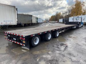 2015 PITTS 53' TRI AXLE DROP DECK 5219077251