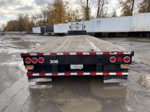 2015 PITTS 53' TRI AXLE DROP DECK 5219077253