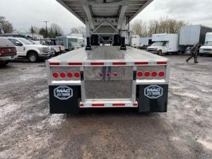 2020 MAC TRAILER MFG QUAD AXLE, WESTERN RAIL, NEW IN STOCK!! 5221424305