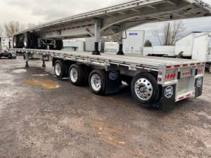 2020 MAC TRAILER MFG QUAD AXLE, WESTERN RAIL, NEW IN STOCK!! 5221424311