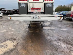 2020 MAC TRAILER MFG QUAD AXLE, WESTERN RAIL, NEW IN STOCK!! 5221424323