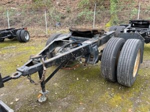 """1978 COMET 96"""" WIDE DOLLY 5230252983"""