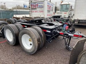 "2010 GREAT DANE 102"" TANDEM AXLE DOLLY 5003343352"