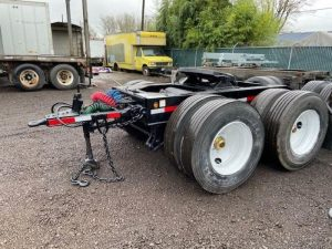 "2010 GREAT DANE 102"" TANDEM AXLE DOLLY 5003343380"