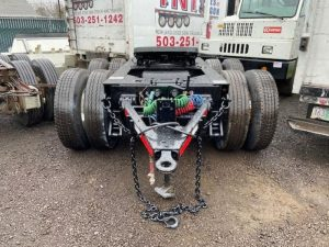 "2010 GREAT DANE 102"" TANDEM AXLE DOLLY 5003345438"