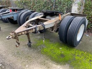 "1988 TRAILMOBILE 96"" WIDE DOLLY 5242384875"