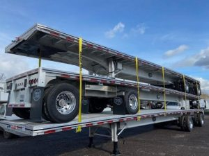 2021 MAC TRAILER MFG 48' FIXED SPREAD 5243835471
