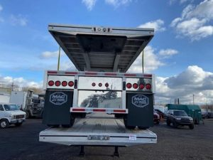 2021 MAC TRAILER MFG 48' FIXED SPREAD 5243835475