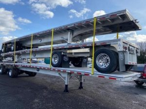 2021 MAC TRAILER MFG 48' FIXED SPREAD 5243835477