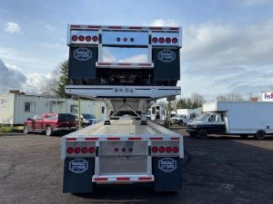 2021 MAC TRAILER MFG 48' FIXED SPREAD 5243835481