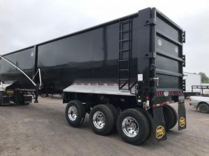 2020 MAC TRAILER MFG 90 YARD DUMP TRAILER 4335454345