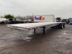 2020 MAC TRAILER MFG 48' MAC ROAD WARRIOR FLATBEDS 5215422661