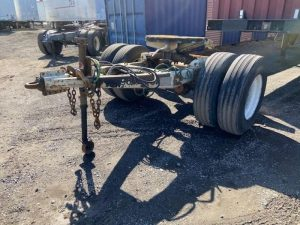"2006 SILVER EAGLE 102"" DOLLY 6006632331"