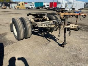 "2006 SILVER EAGLE 102"" DOLLY 6006633633"