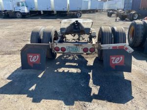 "2006 SILVER EAGLE 102"" DOLLY 6006633637"