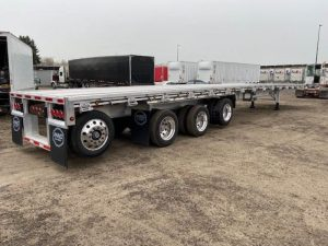 2021 MAC TRAILER MFG 53' QUAD AXLE 6007050529